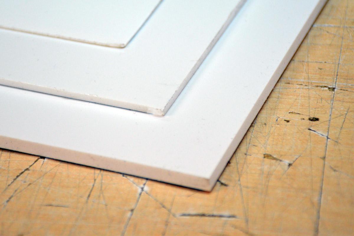 Comprar PVC espumado blanco o Forex a medida y al mejor precio en Materials World. Lo encontraras en varios tamaños y colores. Ideal para rotulación, maquetismo, cartelería, diseño gràfico o para manualidades, DIY y bricolaje al mejor osef-team-fr.tk://osef-team-fr.tk